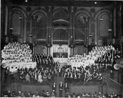 Belfast Philharmonic Choir and Orchestra, 1949
