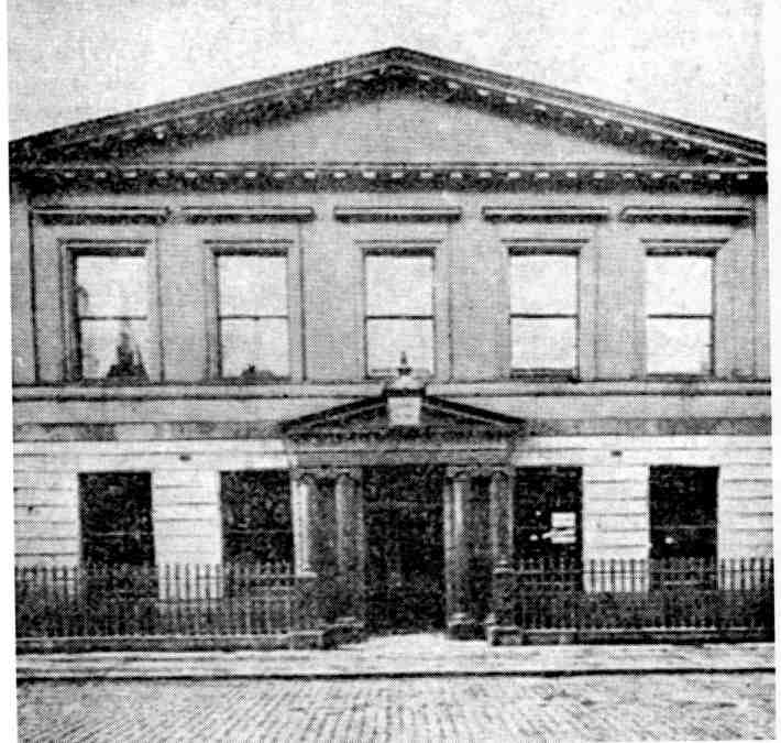 Belfast Savings Bank, King Street