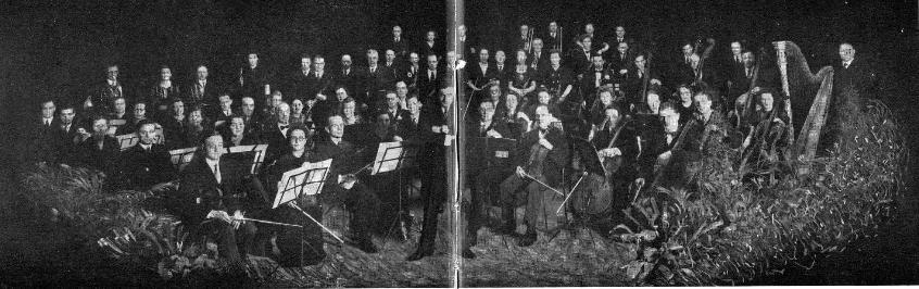 Halle Orchestra, mid 1940s