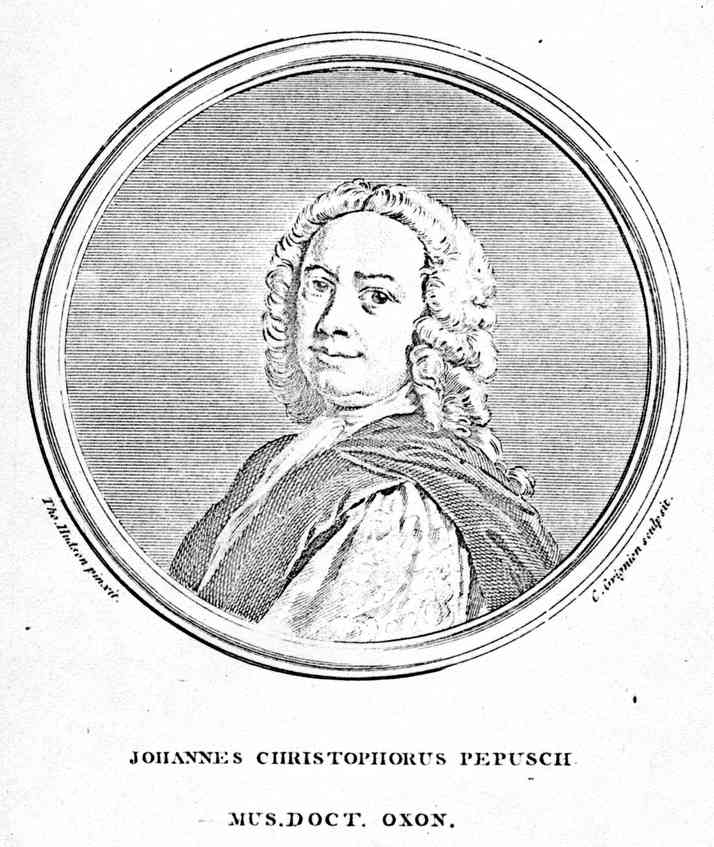 John Christopher Pepusch
