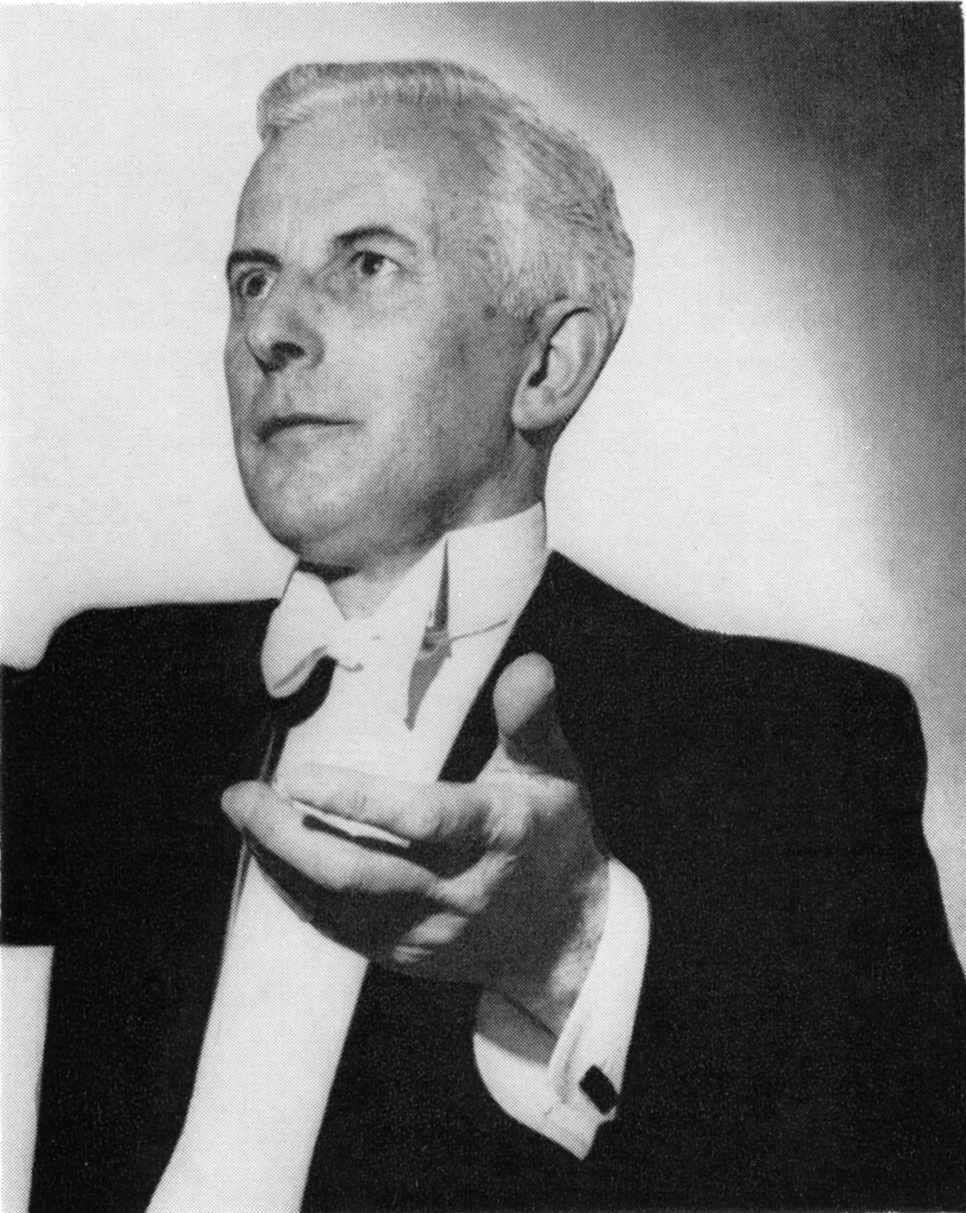 Maurice Miles, conductor, Ulster Orchestra