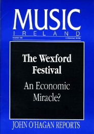 Music Ireland cover 1989