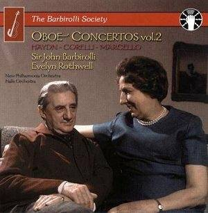 Sir John and Lady Barbirolli