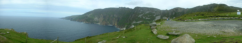 Slieve League panorama