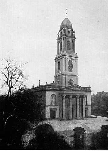 St. Anne's Church, Belfast