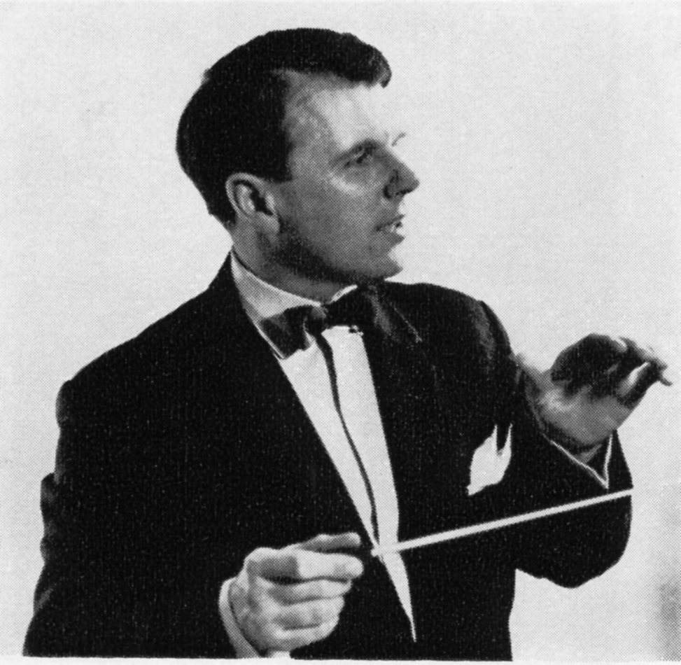 Terence Lovett, conductor