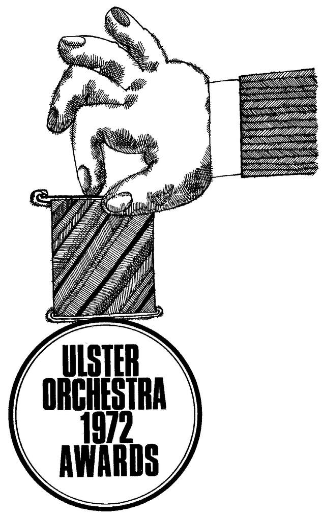 Ulster Orchestra Awards 1972