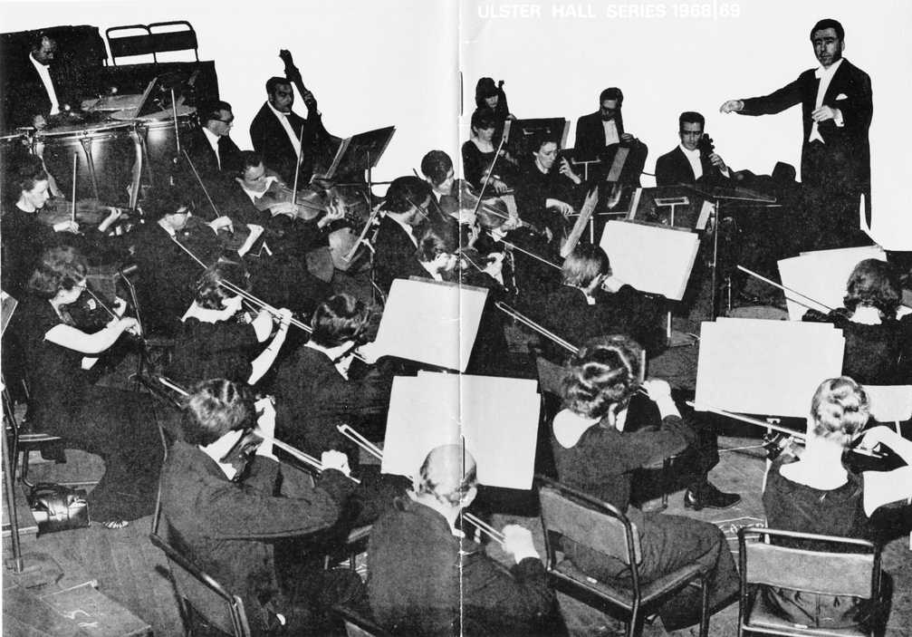 Ulster Orchestra, 1968