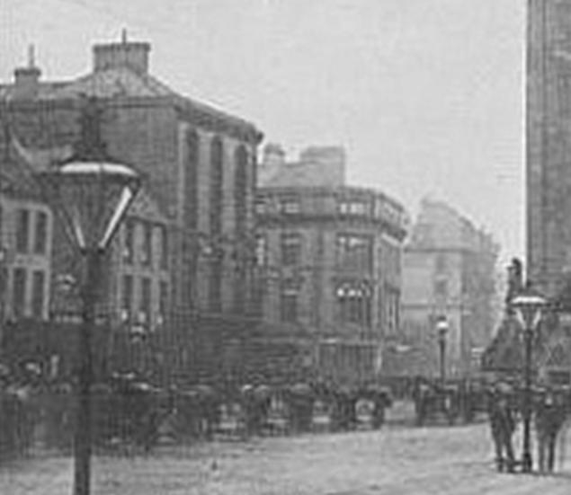 Victoria Hall, Belfast, late 19th cent.