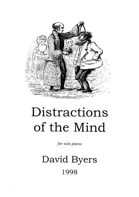David Byers Distractions of the Mind