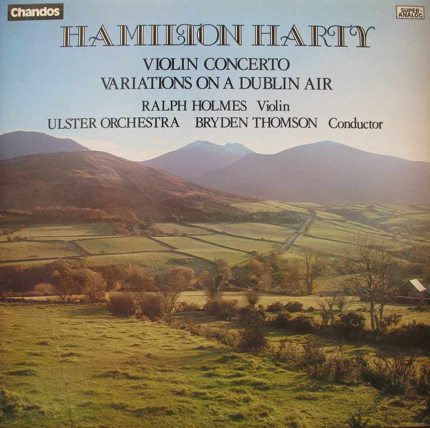 Harty LP, Chandos ABR 1044
