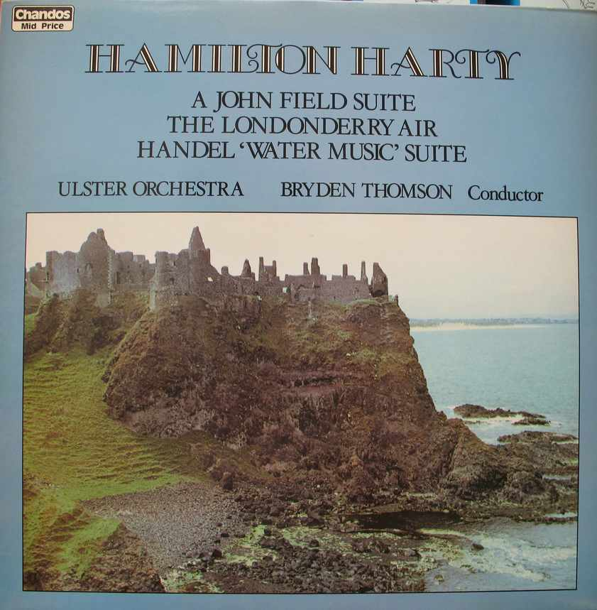 Harty LP, Chandos CBR 1005
