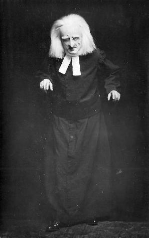 Monnier Harper as Liszt in 1910