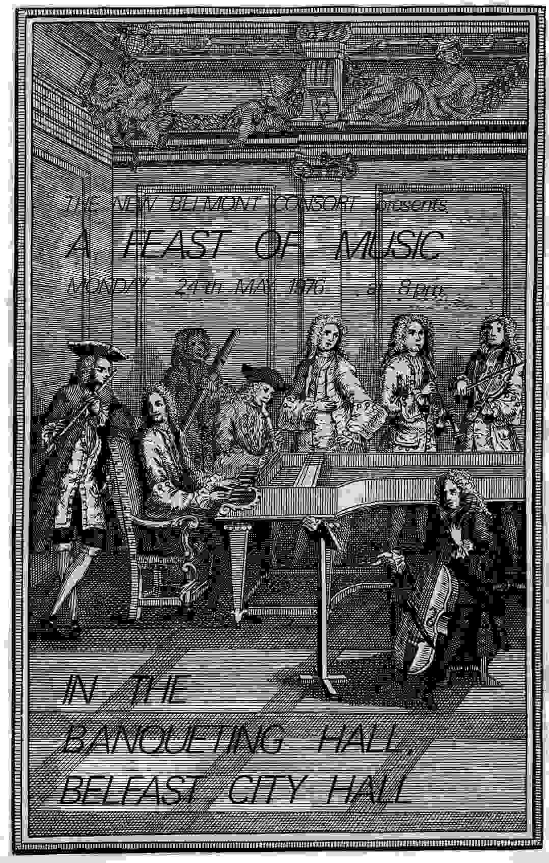 New Belmont Consort Feast of Music