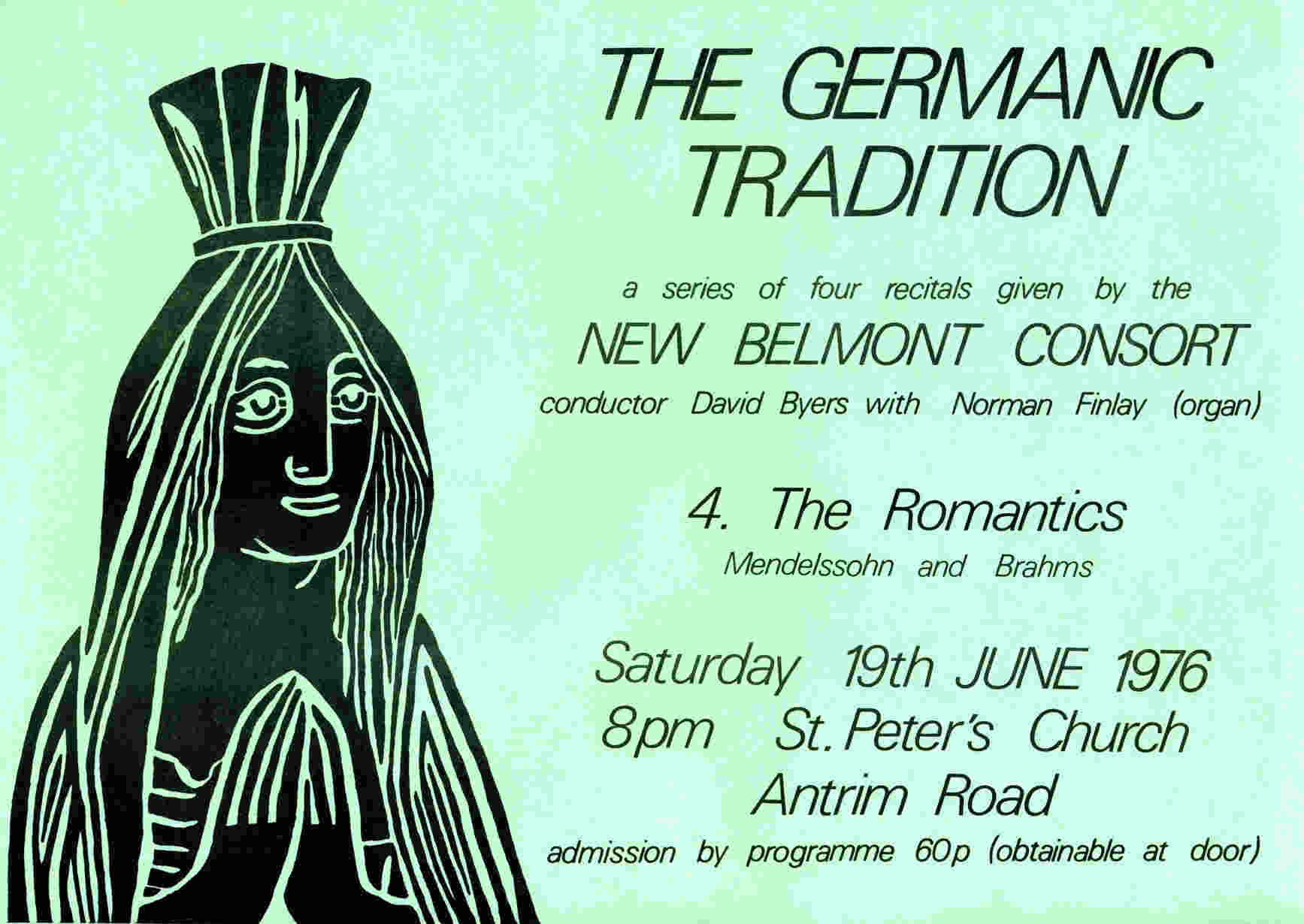 New Belmont Consort Germanic 4