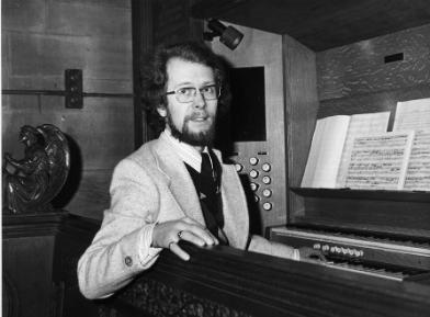 Norman Finlay (1947-2012), organist