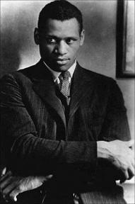 Paul Robeson in 1925