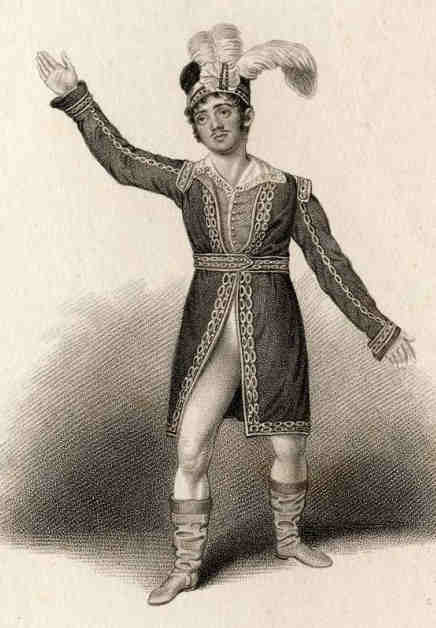 Tom Cooke as Lord William 1813